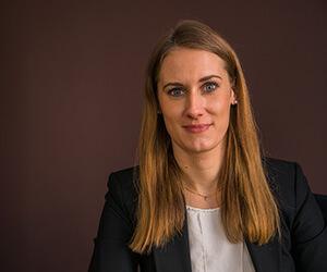 Biträdande jurist Agnes Benktander