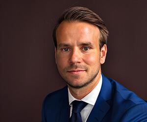 Biträdande jurist Otto Hansson Johansson